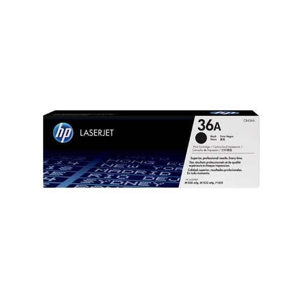 تونر کارتریج لیزری HP 36A طرح درجه1