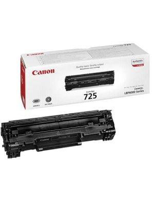 تونر کارتریج لیزری Canon 725 طرح