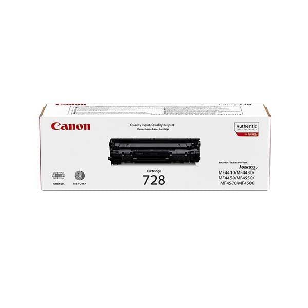 تونر کارتریج لیزری Canon 728 طرح