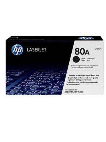 تونر کارتریج لیزری HP 80A طرح درجه1